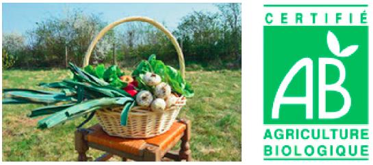 agriculture, restauration bio, biologique