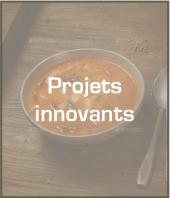 Projets innovants culture maraîchère